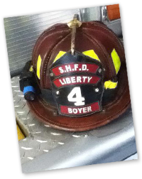 Darren B. Schuylkill Haven, PA Liberty Fire Company #4