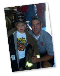 Alex S. Lenoir, NC Gamewell Fire Rescue