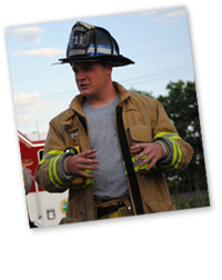 Aaron B. Elizabethtown, PA Rheems Fire Department