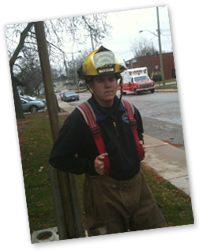 Rob T. Tilbury, ON Chatham-Kent Fire Rescue