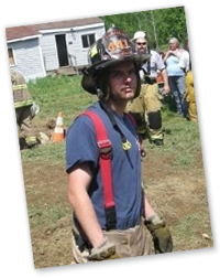 Jon K. Clinton, ME Fairfield Fire Rescue