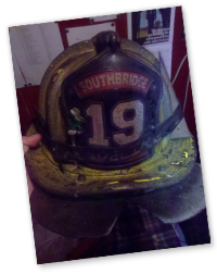 Travis M. Charlton, MA Southbridge Fire Dept.