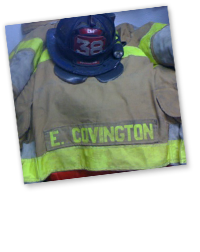 Eli C. PARIS, KY Hutchison Station Vol. Fire