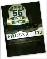 Chris P. Emlenton, PA Emlenton Volunteer Fire Department