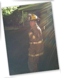 Jeremy W. Dallas, NC Spencer Mountain Road VFD