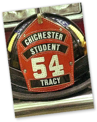Justin T. Chichester, NH Chichester Fire-Rescue