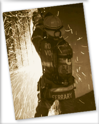 sean f. parsippany, NJ rockville volunteer fire department