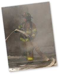 Shawn M. Pittsburgh, PA Seneca Area Emergency Services/Mount Troy VFC