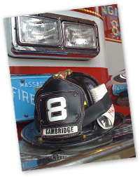Matt M. Cambrdge , MA Cambridge, MA Fire Department