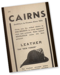 1949 Cairns Regulation Ad